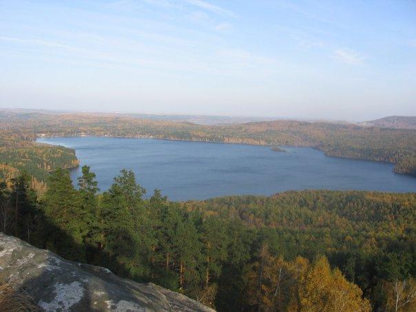 Озеро Аракуль. Чулябинская область